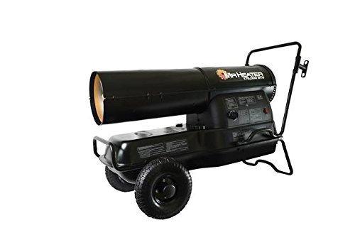 Mr. Heater 175,000-BTU Forced-Air Kerosene Heater, F270370 MH175KTR