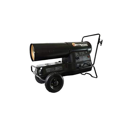 Mr. Heater 175,000-BTU Forced-Air Kerosene Heater, F270370 MH175KTR