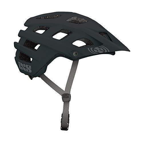 IXS Trail EVO MIPS - Casco de Bicicleta de montaña para Adulto, Unisex, Talla XL, Color Negro