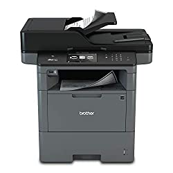 Brother MFCL6800DW Multifunction All-in-one Printer