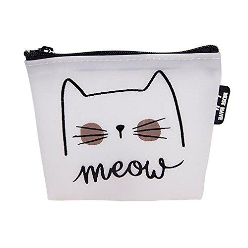 Gallity Women Girls Cute Fashion Change Pouch Key Holder Snacks Coin Purse Wallet Bag (A3)
