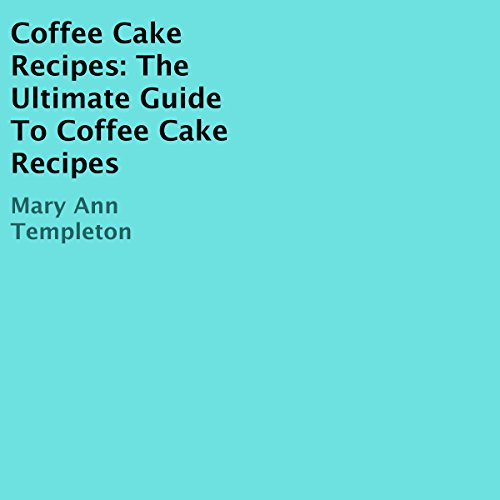 Coffee Cake Recipes cover art