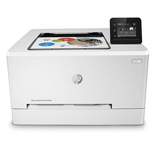 Hp Pro M254Dw Stampante Color Laserjet, Bianco