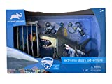 Animal Planet Extreme Shark Adventure Playset Action Toys