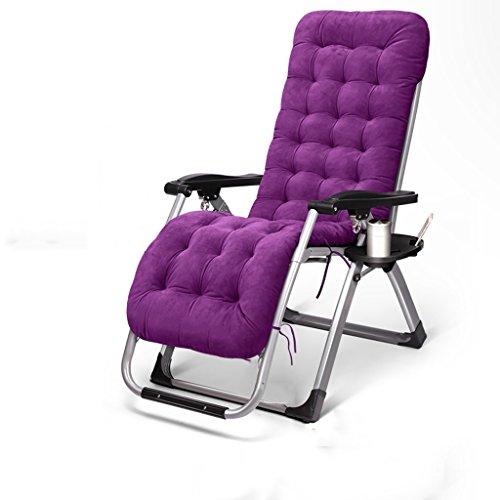 Ali Klappstühle Liegen Lounges Napf Stühle Büro Lounges Liegen Liegestühle ( farbe : Lila )