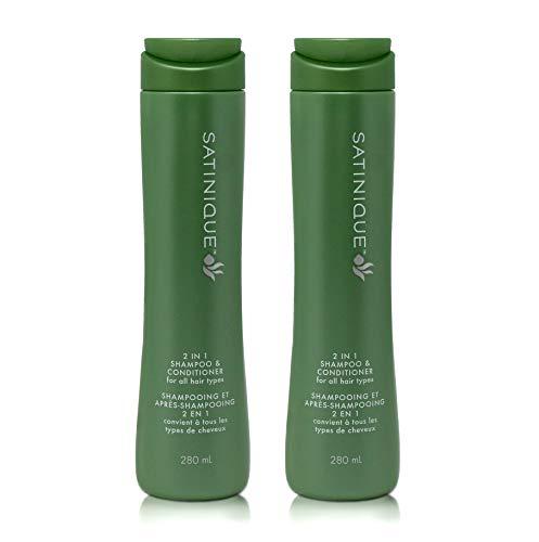 2x 2-in-1 Shampoo und Pflegespülung SATINIQUE™ - 2x 280ml (560ml) - Amway - (Art.-Nr.: 115304)