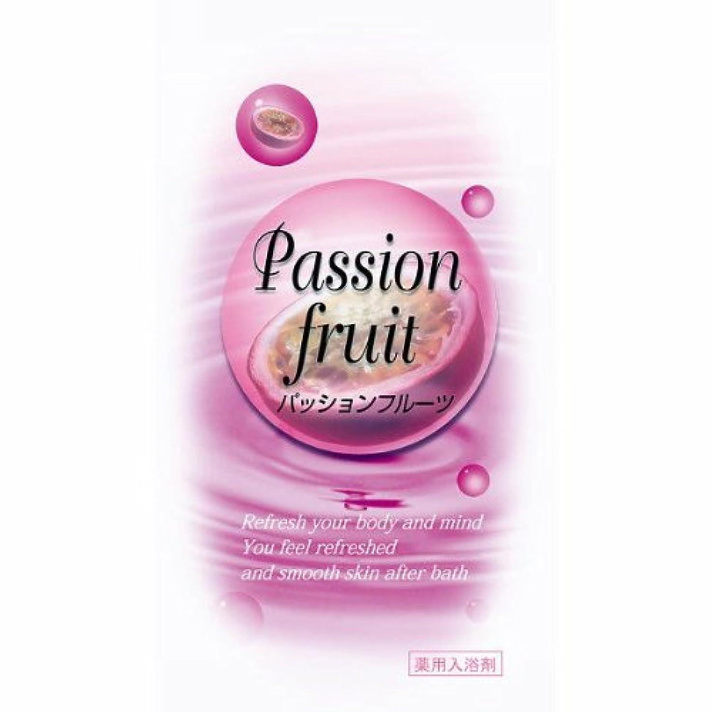 リッチ戻る歪めるトプラン入浴剤 パッションフルーツの香り