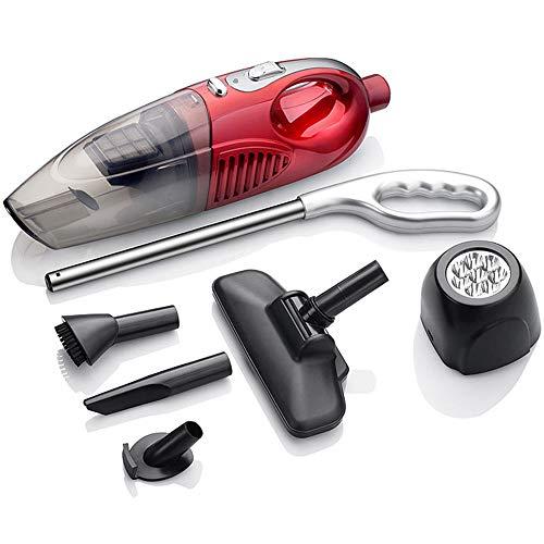 VISTANIA Aspirapolvere Cordless 6 In 1 Auto Portatile Pet Bagless Dry Handlheld Aspirapolvere Per Cane/Casa/Peli Di Animali/Polvere