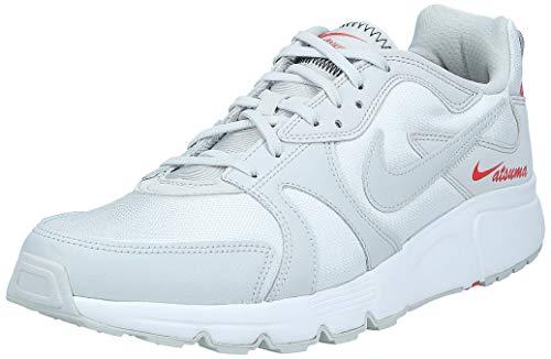 Nike Atsuma, Zapatillas de Atletismo Hombre, Grey Fog White Photon, 41 EU