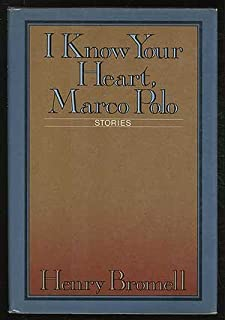 I Know Your Heart, Marco Polo: Stories