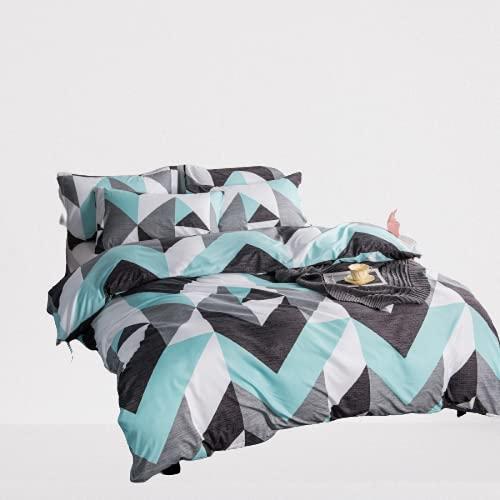 Ropa De Cama, Textiles para El Hogar, Funda Nórdica Funda De Almohada, Simple, Atmosférica, Duradera Y Fácil De Limpiar 200x200cm