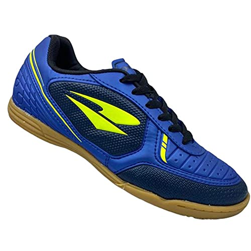 Chuteira Dray Futsal Adulto Unissex Azul 40