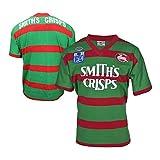 1989 South Sydney Bunny Rugby Jersey, T-Shirt De Loisirs De Sports D'été De Version Rétro, Polo De Chemise De Football pour Hommes-S