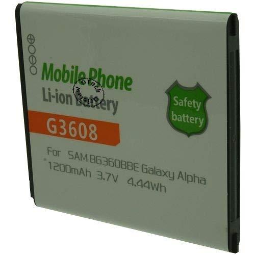 Batería para teléfono móvil Samsung SM-G361F Galaxy Core Prime VE