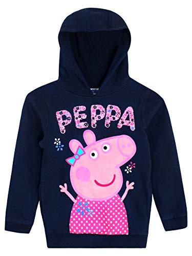 Peppa Pig Girls' Peppa Hoodie 3T