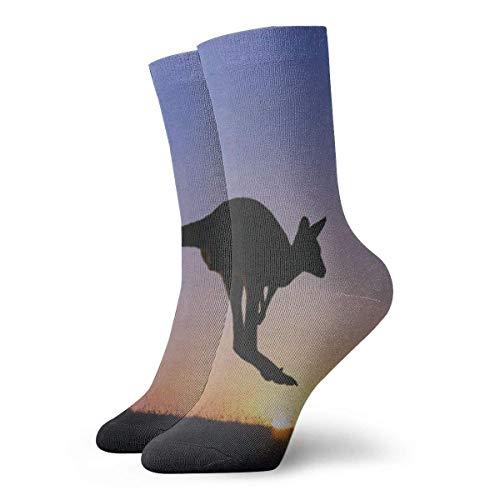 BEDKKJY Crew sokken grappige eenhoorn paard regenboog wolk designer jurk voor vrouwen panty's cadeau-sokkenuitverkoop voor meisjes