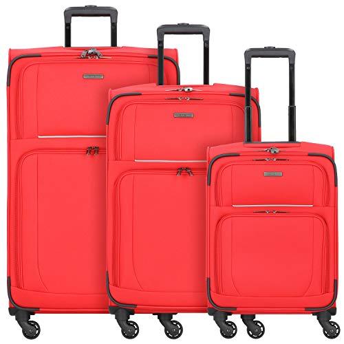 Travelite Garda 2.0 4-Rollen Kofferset 3tlg.