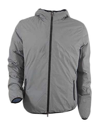DOLOMITE Jacket Piumino Uomo SAPPADA 2MJ Stone Gry Blu TG S M L XL XXL L1/32, L