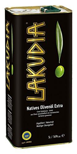 Lakudia Olivenöl extra nativ, Kanister, 1er Pack (1 x 5 l)