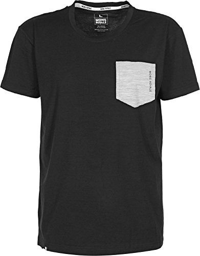 Mons Royale sous Pocket t M Noir - Noir