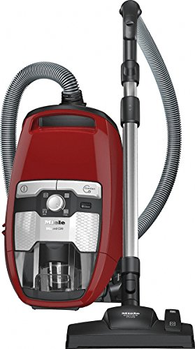 Miele Blizzard CX1 Red EcoLine - SKRP3 Aspirapolvere senza sacco, Plastica