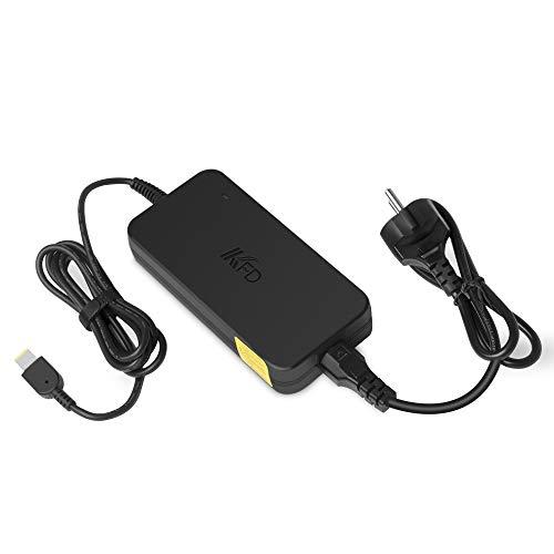 KFD 135W Adaptador Cable Cargador Portátil para Lenovo Legion Y50 Y520 Y530, Ideapad Z710 330-17ICH Y70 Y700 Y70-70 Y700-14ISK Y700-17ISK, ThinkPad T540 T560 W510 T460P P50 P70, Ideacentre AIO 3 5