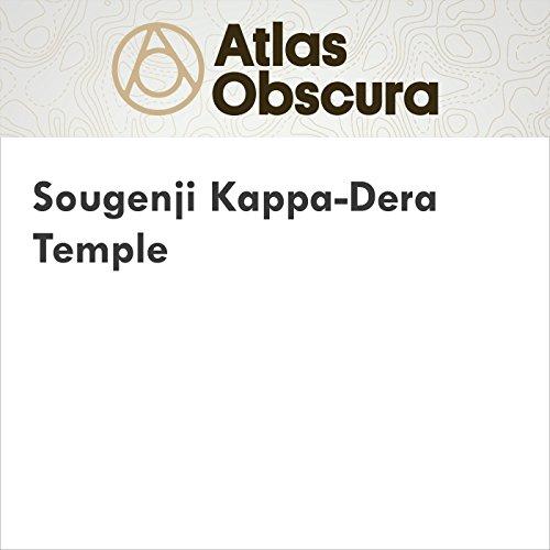 Sougenji Kappa-Dera Temple audiobook cover art