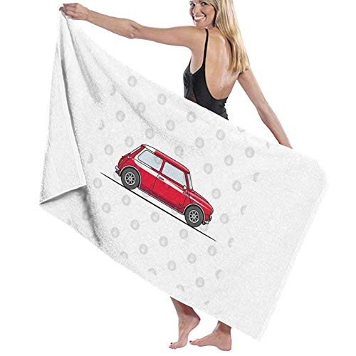 N Starsky And Hutch Mini Cooper Asciugamano da bagno ad asciugatura rapida
