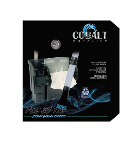 Cobalt Aquatics Power Gravel Cleaner 30-125