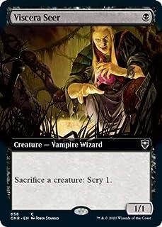 Magic: The Gathering - Viscera Seer - Foil - Extended Art - Commander Legends