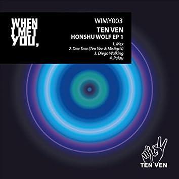 Honshu Wolf EP