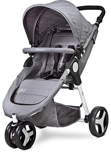 TERO-581 Frii - Cochecito de bebé, color gris