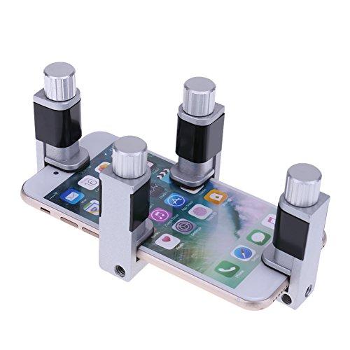 4 stks Verstelbare LCD-scherm Klem Plastic Clip Bevestiging Mobiele Telefoon Reparatie Tool Kit voor iPhone Tablet Mobiele Telefoon