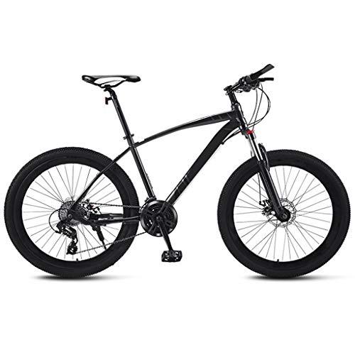 JXJ 26 Zoll Mountainbike, Doppelscheibenbremse Hardtail MTB Fahrrad, 21/24/27/30 Gang Schaltung, Rennrad Für Jugendliche Und Erwachsene