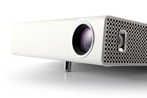 LG PA70G LED Projektor (LED, Kontrast 15000 :1, 1280 x 800 Pixel, 700 ANSI Lumen, HDMI, HD ready, USB)