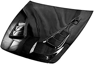 VIS Racing (00HDS2K2DSP-010C) SP Style Carbon Fiber Hood - Compatible for Honda S2000 2000-2009 (2000 2001 2002 2003 2004 2005 2006 2007 2008 2009 | 00 01 02 03 04 05 06 07 08 09)