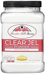 professional Hoosier Hill Farm Clear Gel, 1.5 lbs.
