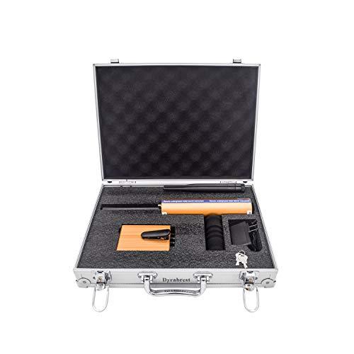 Dyrabrest Metal Gold Detector Receiver AKS Handhold 3D Professional Long Range Scanner Diamond Finder Detective 1200M Range
