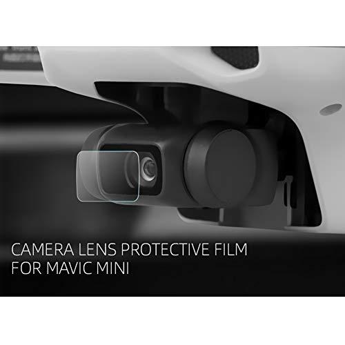 ETbotu Geschenken voor mannen vrouwen - 2 stks/set Lens Protective Film compatibel met voor Mini Drone Camera HD Gehard Glas Anti-Scratch Film Lens Protector