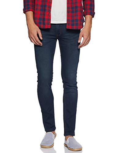 Diverse Men's Chino Skinny Jeans