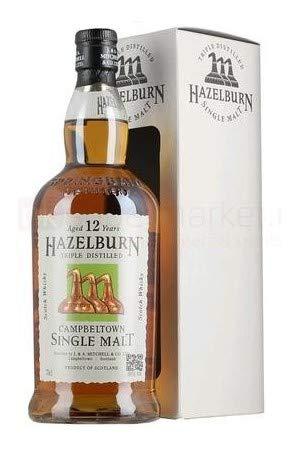 Hazelburn 12 Jahre 0,7l 46%