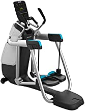 Precor AMT 835 Commercial Adaptive Motion Trainer - Silver with P31 Console