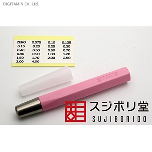 スジボリ堂 BMCタガネホルダー ピンク プラモデル用工具 TH0090