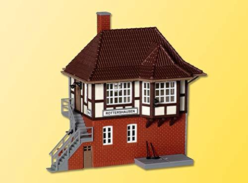 Kibri - Maqueta de Edificio Escala 1:148