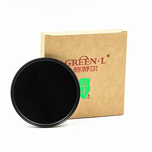 GREEN.L 67mm Neutral Density ND1000 Linsenfilter Neutral Density Optisches Glas 10 Stop ND 1000 67 mm