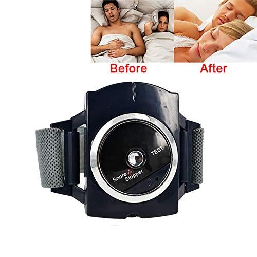 Snore Stopper Wristband Anti-Schnarch-Gerät Die natürliche und Nicht-invasive Lösung für Ihre Schnarchprobleme bei Männern und Frauen