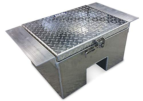 Iconic MetalGear 1802アルミフレーム収納ボックス 幅18インチ x 高さ13インチ x 奥行23インチ