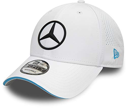 New Era Mercedes E Sport 940 Team Cap (White Perf)