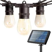 Addlon 48FT Solar String Lights