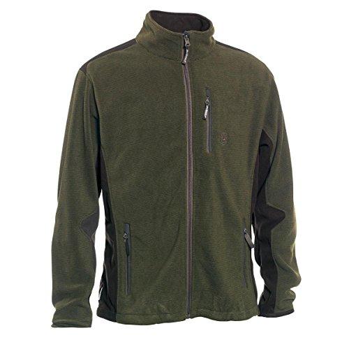 Deerhunter Muflon Zip-In Fleece, Unterjacke für kalte Tage (52)